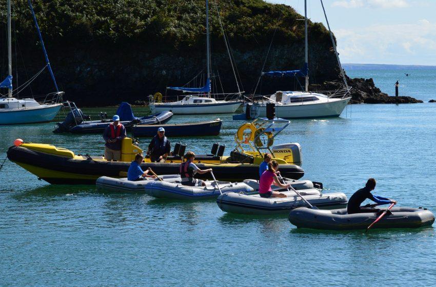 Solva Regatta & Raft Race