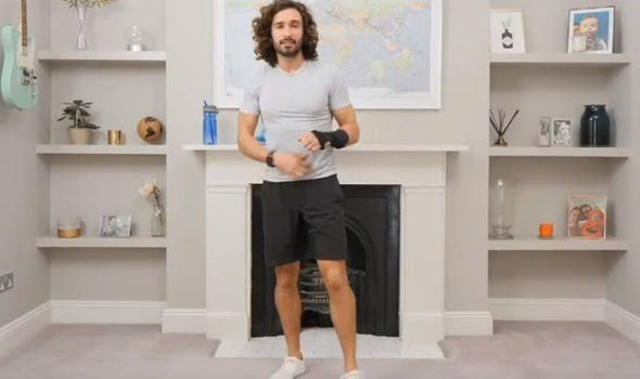 Joe Wicks – P.E. Teacher, Workouts for Kids