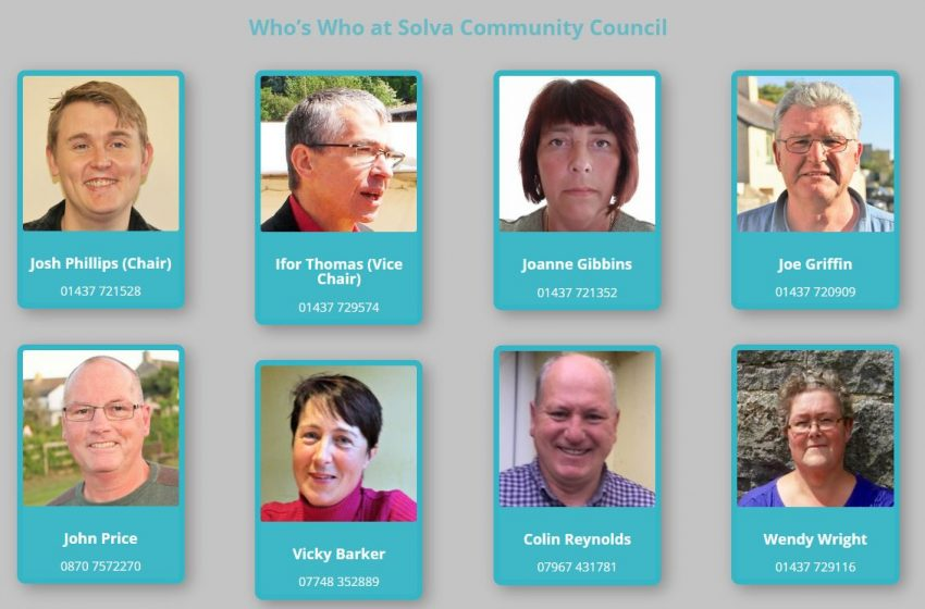 Statement from Chair of Solva Community Council – Visiting Solva amid COVID19