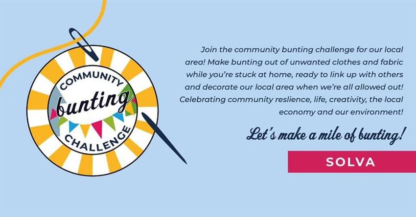 Community Bunting Challenge