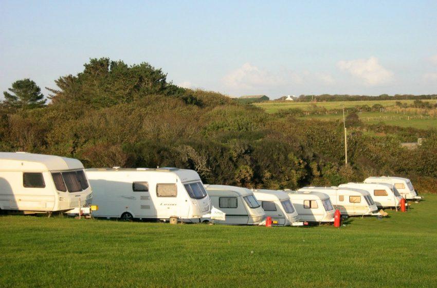 Nine Wells Caravan & Camping Park