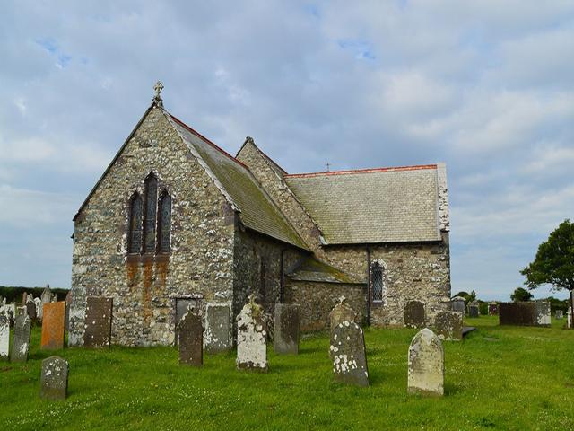 Whitchurch: Church of St David