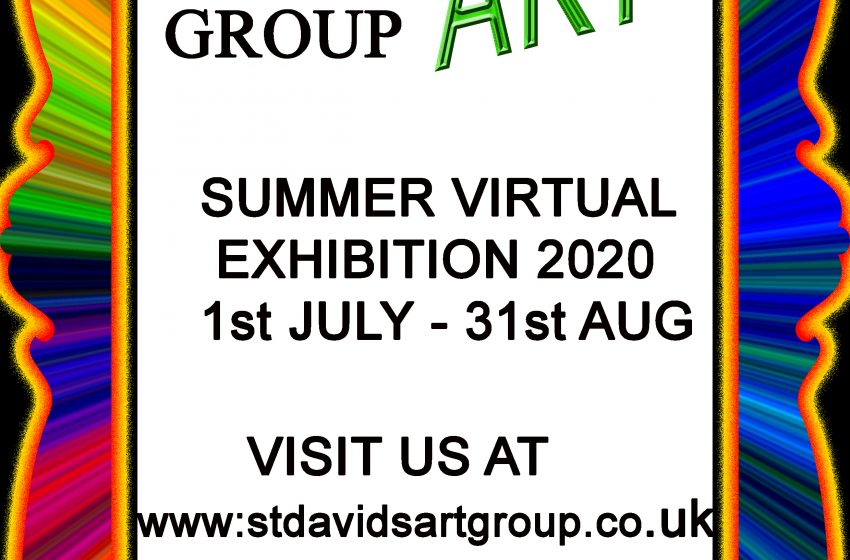 St Davids & Solva Art Group's Virtual Exhibition